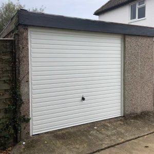 Up & Over Garage Door