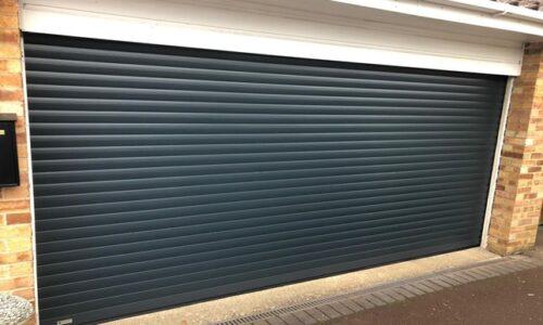 Roller Garage Door, Woking