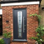 Hormann Thermo 46 Style 700B Anthracite Grey