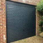 Hormann Horizontal in Anthracite Grey