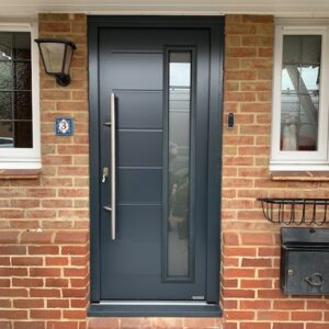 Hormann Thermo 46 Style 025S Anthracite Grey